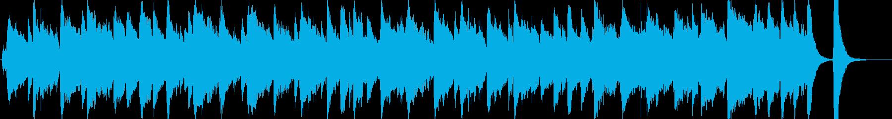 これは、アコーディオンと弦楽器とパ...の再生済みの波形