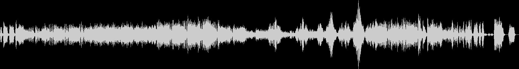 エクトル・ベルリオーズのカバーの未再生の波形