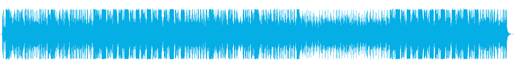 ラテン系 楽しげ エキゾチック パ...の再生済みの波形