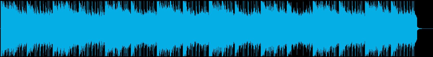 チルアウト 優しく優雅なR&Bの再生済みの波形