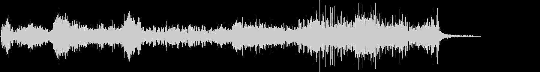 ACOUSTIC GUITAR:B...の未再生の波形