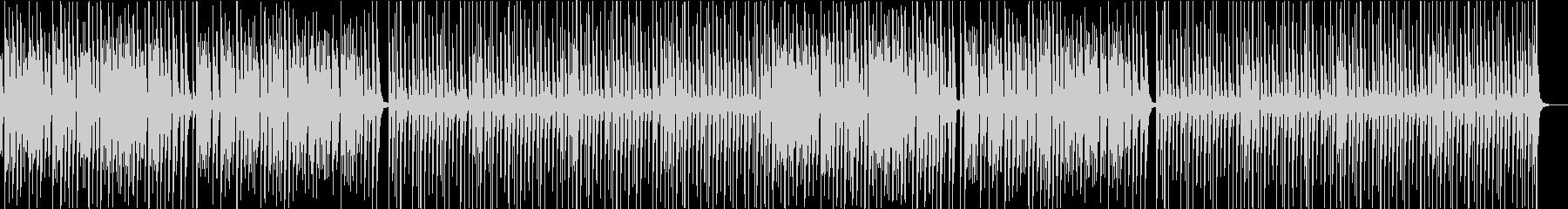 ギャグ・おとぼけ・コミカルなポップの未再生の波形