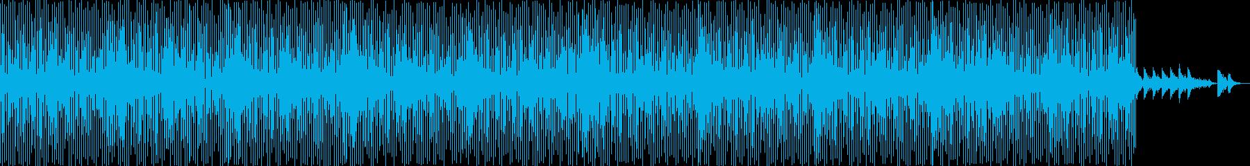 アコースティックギターを中心にしたアン…の再生済みの波形