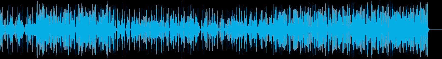 源さんっぽいハッピーHipHop【逃恥】の再生済みの波形