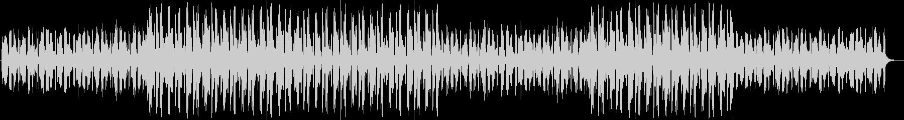 チルアウト シティポップ ローファイ の未再生の波形