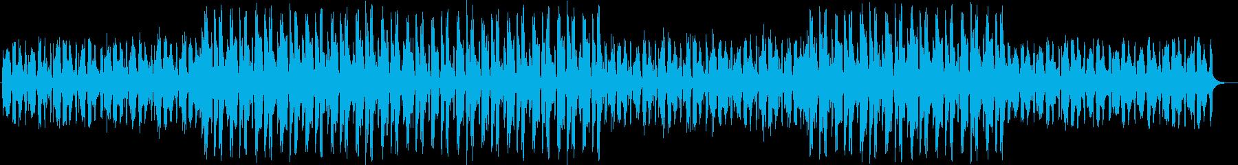 チルアウト シティポップ ローファイ の再生済みの波形