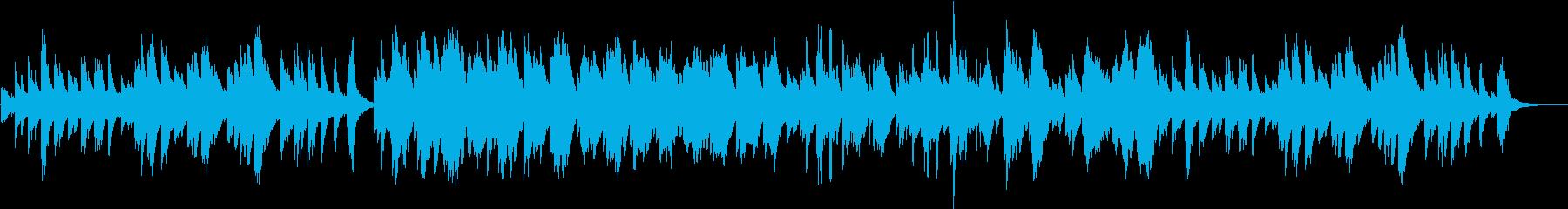 美しい・センチメンタル・オルゴールの再生済みの波形