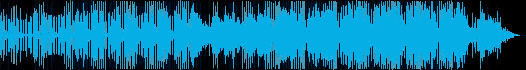 ポップ 静か お洒落 ファンタジー...の再生済みの波形