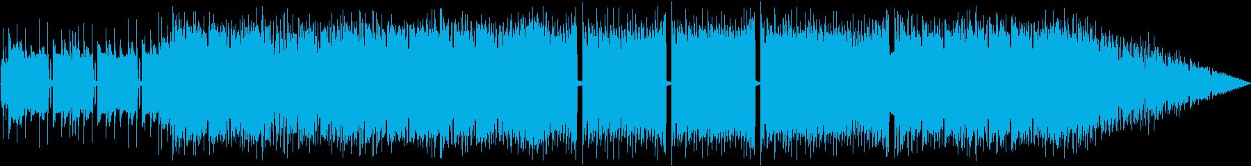 バトル チップチューン 008の再生済みの波形