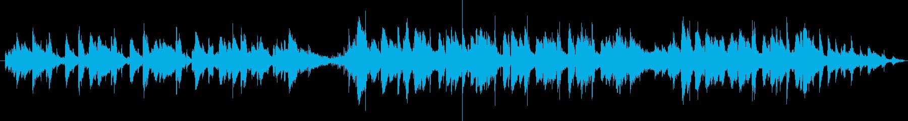 軽快で粋なジャズサウンドの再生済みの波形
