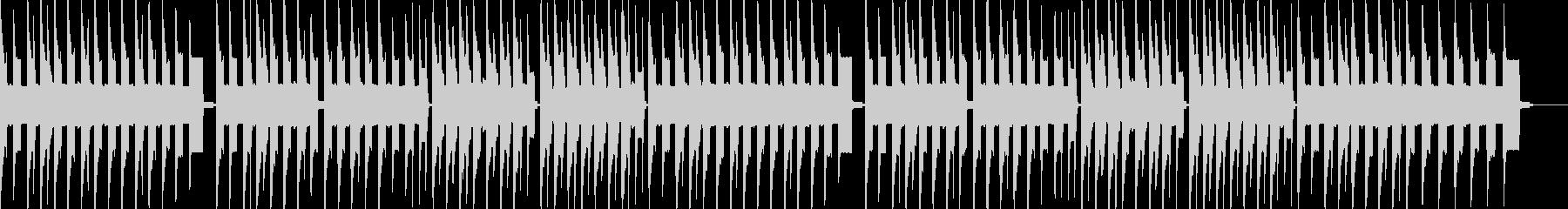 お正月をファミコン音源可!楽しいゲームにの未再生の波形