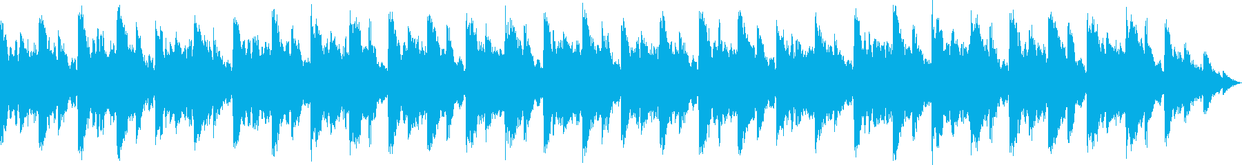 ファンタジーRPGのダンジョンを想定し…の再生済みの波形