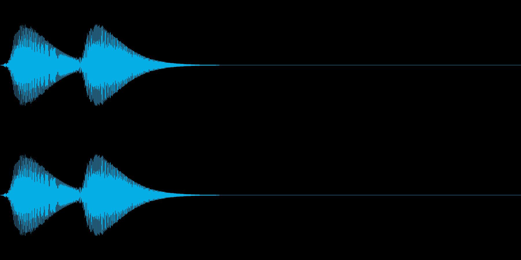 KANTアイキャッチ206231の再生済みの波形