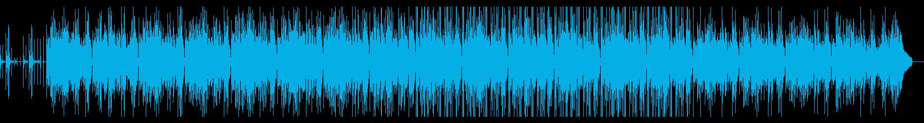 可愛いいCM、動画向けトイ曲の再生済みの波形