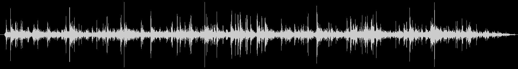 カート 中世のドラッグファースト01の未再生の波形