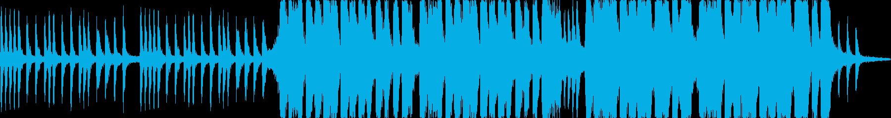 ファンタジック、お茶目な魔法使いのテーマの再生済みの波形