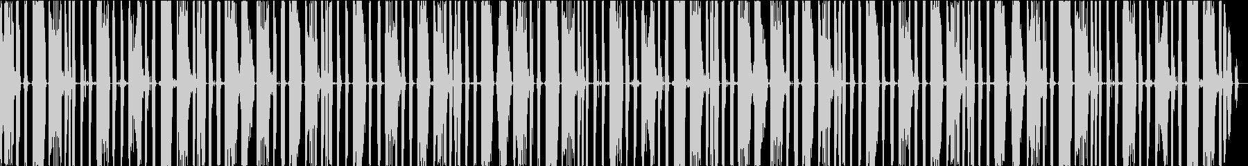 ボイスパーカッション・ビートボックス_7の未再生の波形