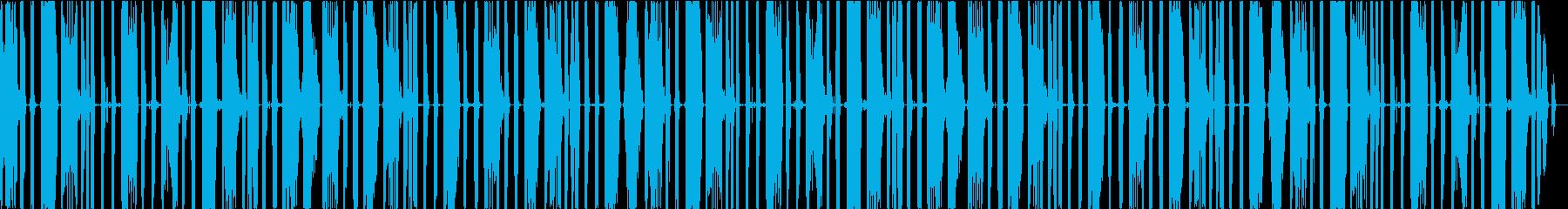 ボイスパーカッション・ビートボックス_7の再生済みの波形