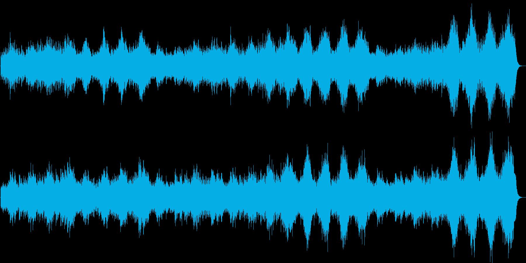 ティーン エレクトロ 交響曲 アク...の再生済みの波形