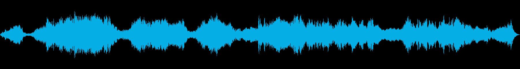 ランダム送信、無線エイリアン、宇宙送信の再生済みの波形