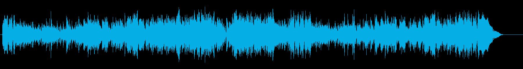 アダルトなジャズ・サウンドの再生済みの波形
