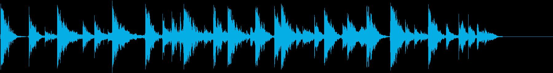 複数の7.62 X 51 MM N...の再生済みの波形