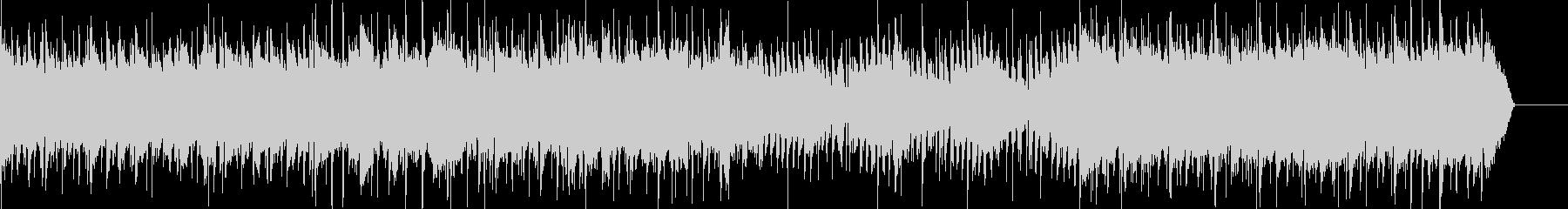 産業用のサウンドドラムとキーボード...の未再生の波形