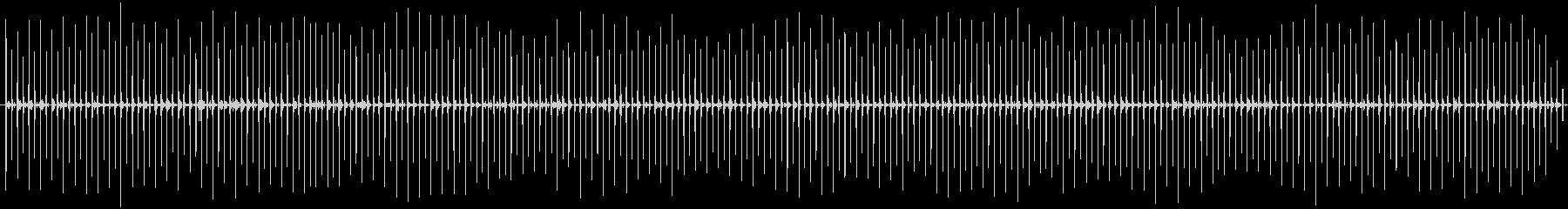 小さな手動卵タイマー:ランニング、...の未再生の波形