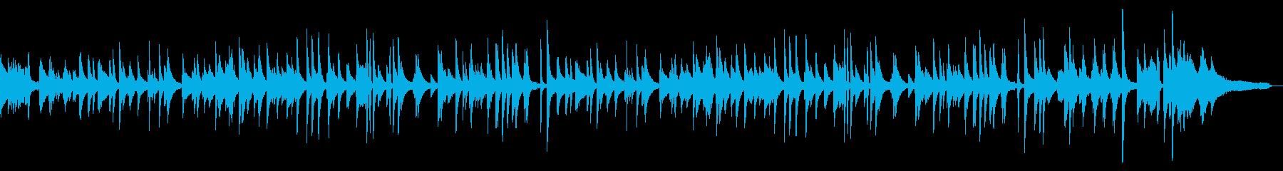 Cool Dreamer_ジャズピアノの再生済みの波形