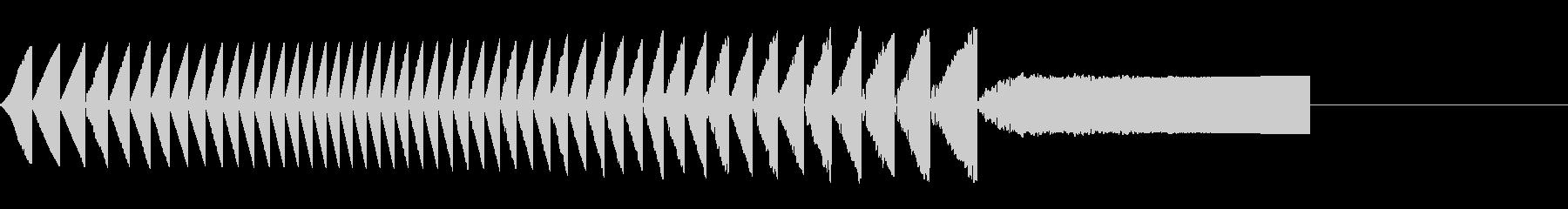 ピュルルルパー(宇宙/ワープ/サイケの未再生の波形