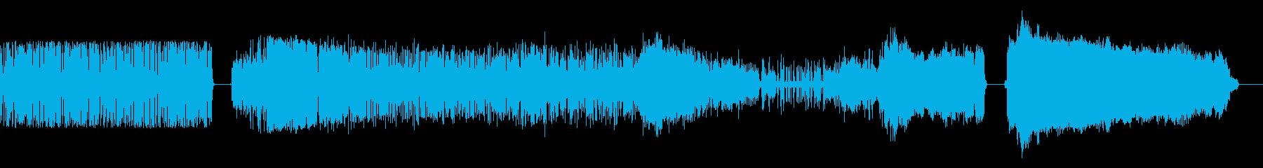 アーク溶接機の再生済みの波形