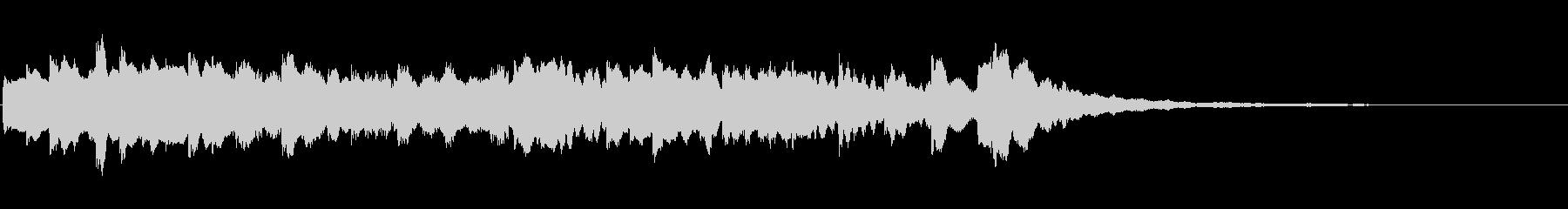 KANT電車発車音系メロディ3の未再生の波形