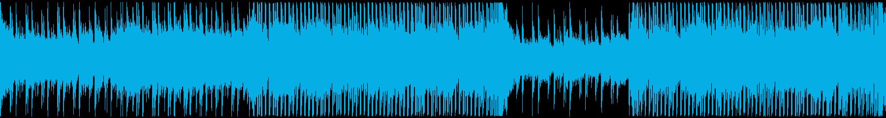 VP系4、イベント、爽やか、高揚感Cの再生済みの波形