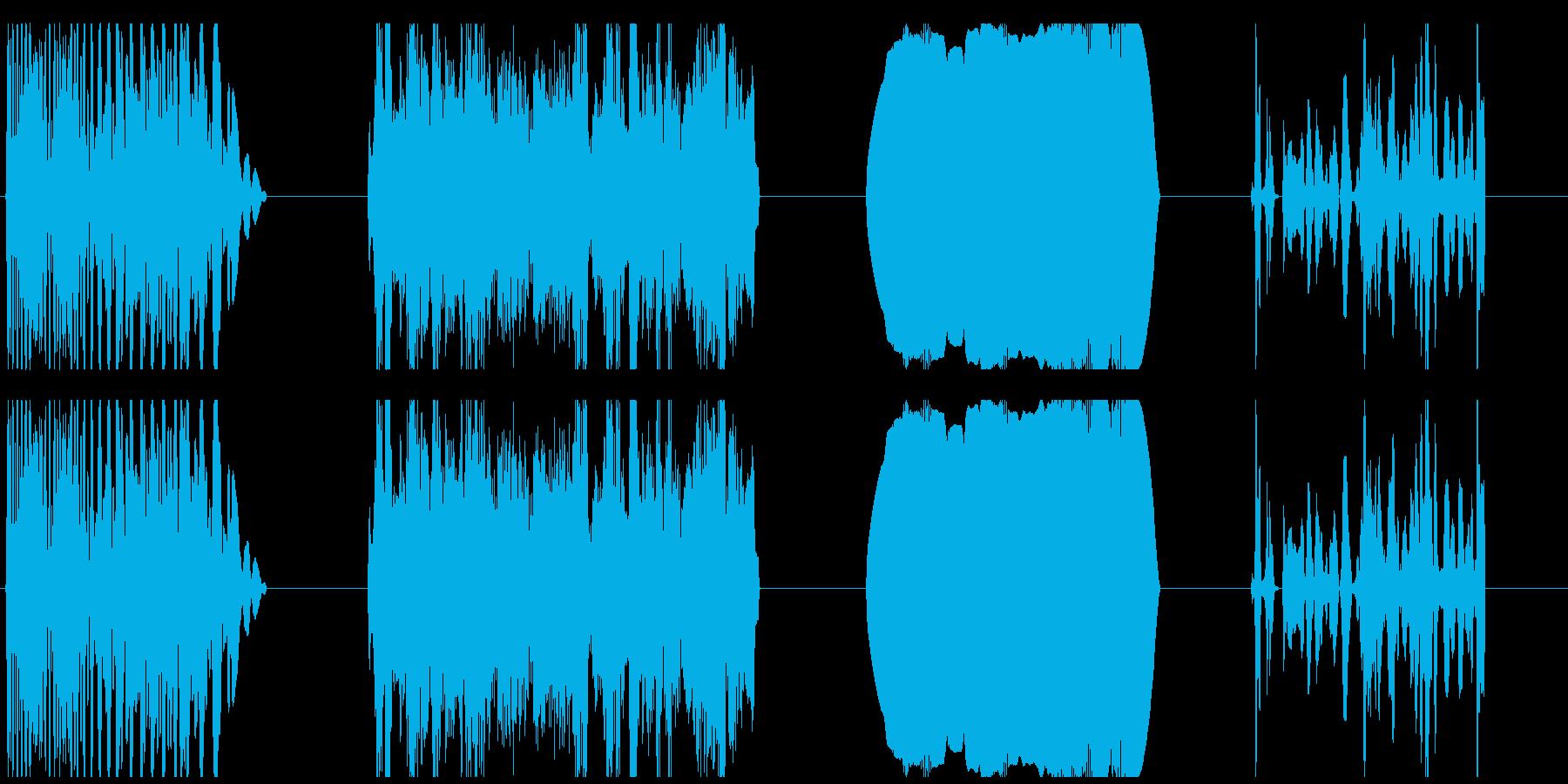 【未来の対話型コンピュータがダウン!】の再生済みの波形
