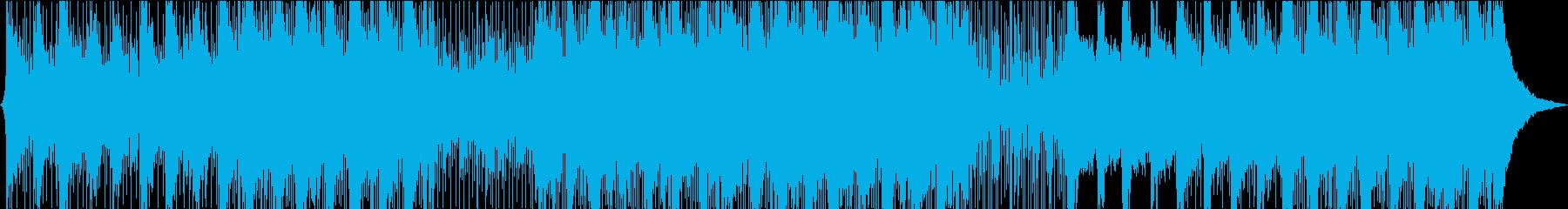 モダン テクノ ほのぼの 幸せ リ...の再生済みの波形