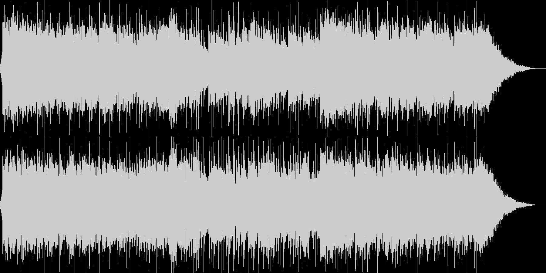 琴、尺八、三味線、切なく壮大な和風3-2の未再生の波形
