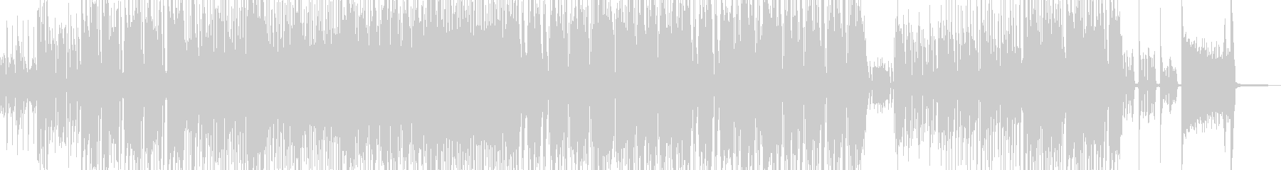 賑やかでハイテンションなスカポップ Bの未再生の波形