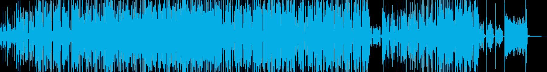 賑やかでハイテンションなスカポップ Bの再生済みの波形