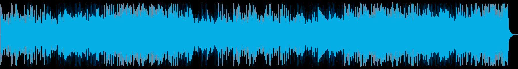緊迫/壮大/オーケストラ_No511の再生済みの波形