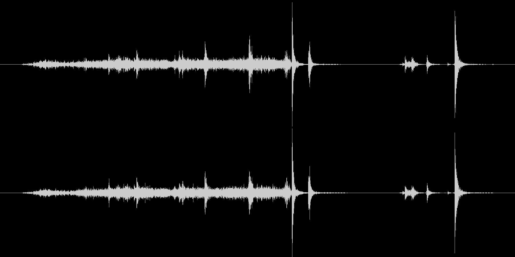 小さなタイルカッター:タイルスナッ...の未再生の波形