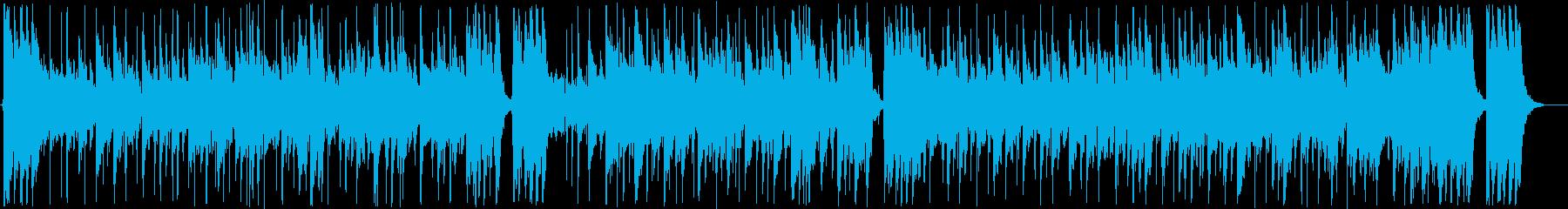 情熱的なギターフラメンコサウンドの再生済みの波形
