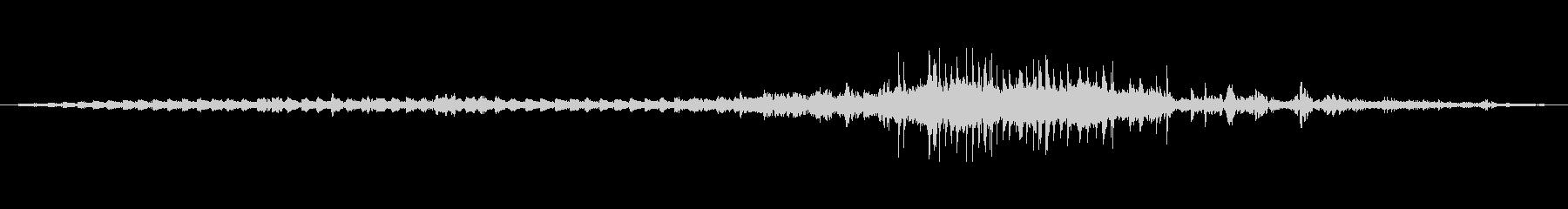 【環境音】踏切の音(川崎大師)の未再生の波形