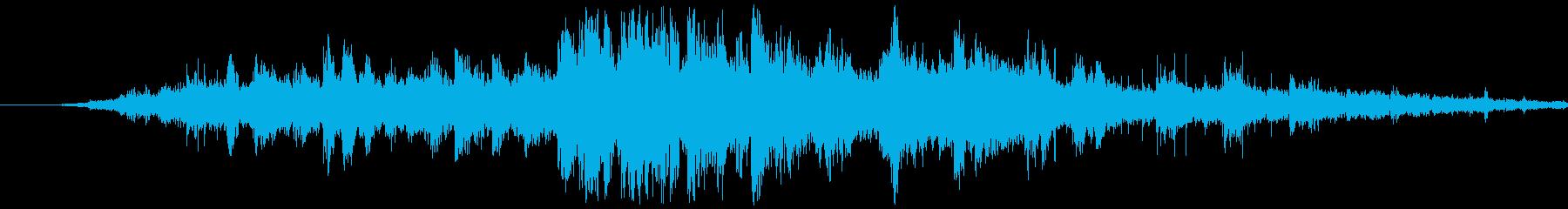 エルロシオカレタYレリンコス2の再生済みの波形