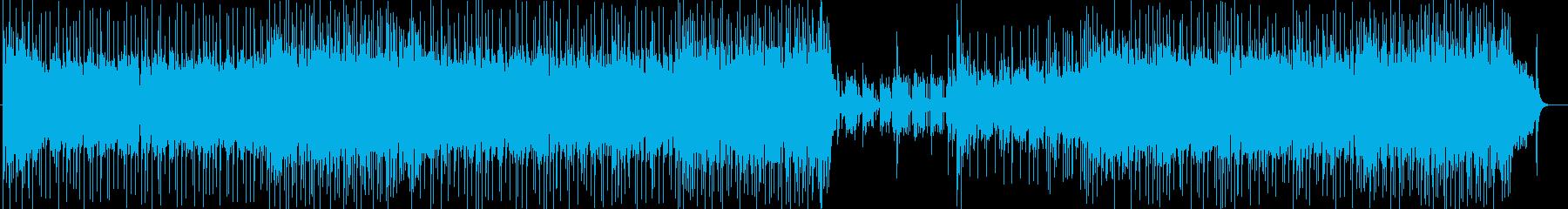 きらびやかでアダルトな70's洋楽ソウルの再生済みの波形