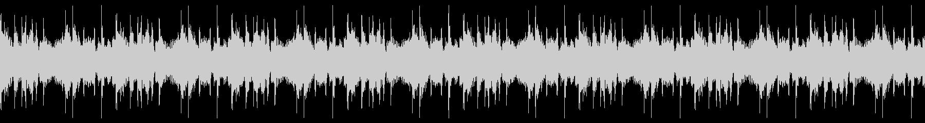 軌道ループ4の未再生の波形