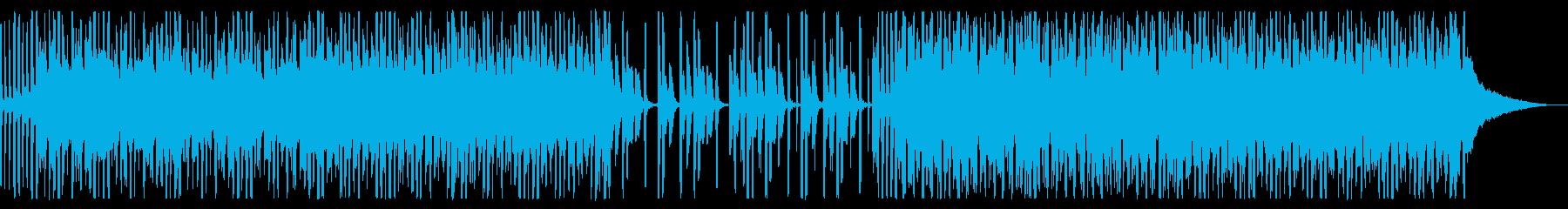 未来を感じる80年代エレクトロ_2の再生済みの波形