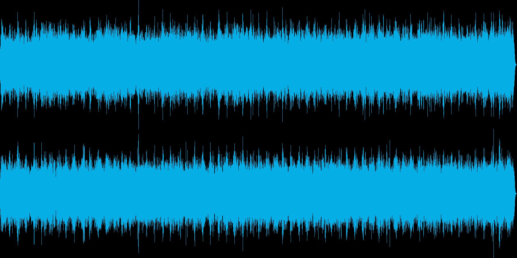 アンビエント・穏やか・壮大・睡眠の再生済みの波形