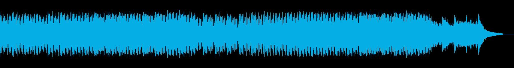 企業VP会社紹介透明感爽やか疾走感A10の再生済みの波形