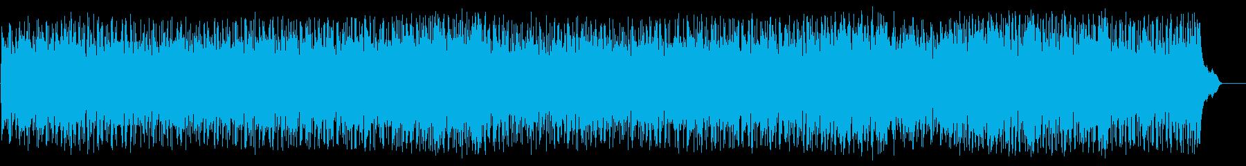 ポップ アコースティック(フルサイズ)の再生済みの波形