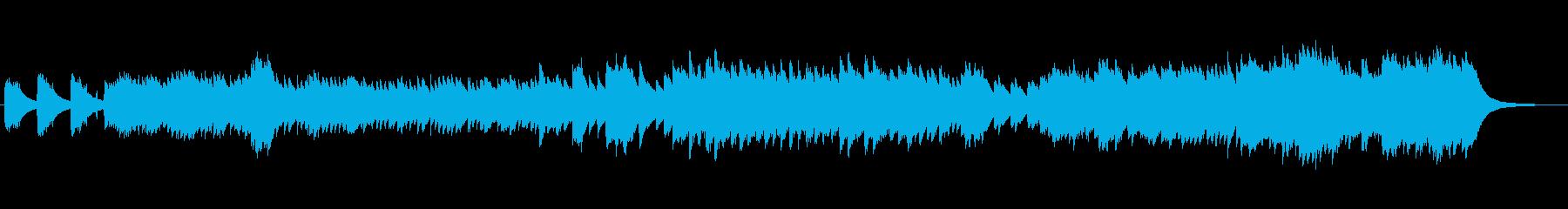 メローでメロディアスなオルゴールサウンドの再生済みの波形